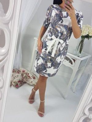 Krátke elegantné šaty TAMI.