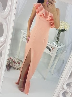 Dlhé elegantné  šaty