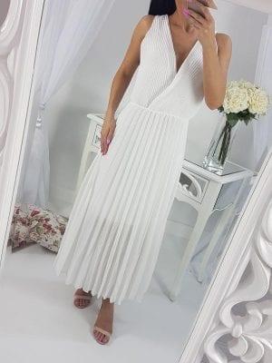 Elegantné  šaty PLIS.