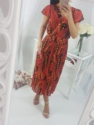 Elegantné šaty PLIS.-NEW