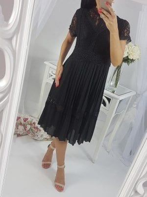 Elegantné midi šaty Elizabeth