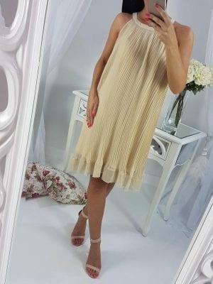 Plisované šaty ELIS