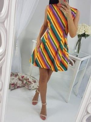 Šaty krátke Valentino