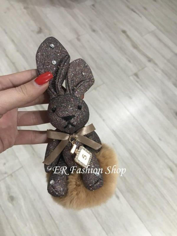 Kľúčenka -  zajko