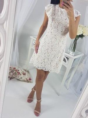 Krátke  šaty (čipkované)NEW