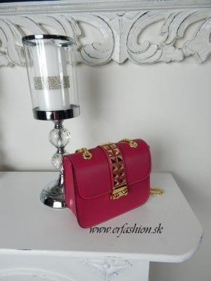 Valentino Style Crossbody (bordová)