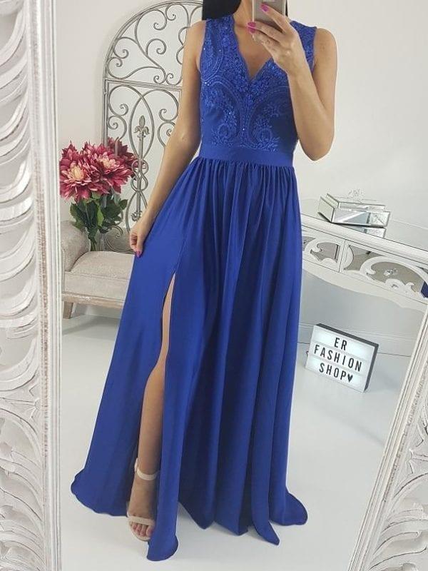 Dlhé elegantné  šaty LAURA