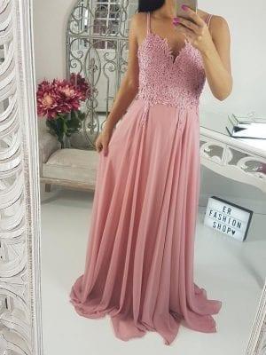 Dlhé elegantné  šaty 2.